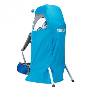 Thule Sapling Child Carrier Rain Cover Голубой