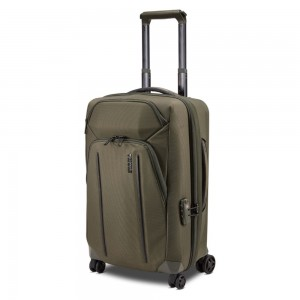 Thule Crossover 2 Expandable Carry-on Spinner 35L (C2S-22) Зеленый