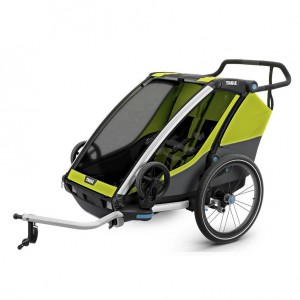 Thule Chariot Cab 2 Салатовый