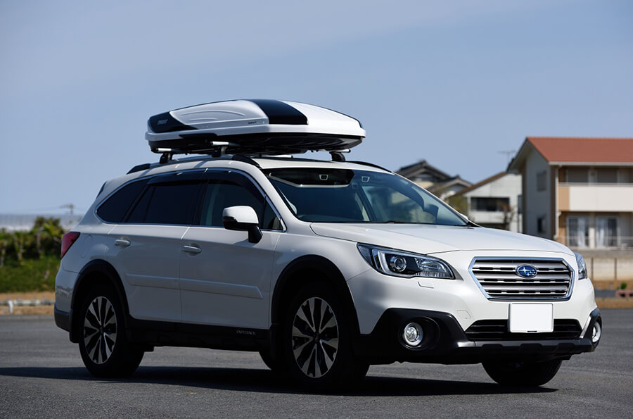 Автобокс Thule Excellence XT